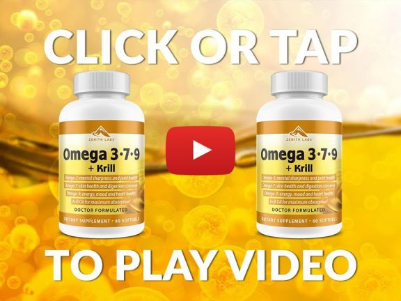 Omega 3 7 9 Ingredients