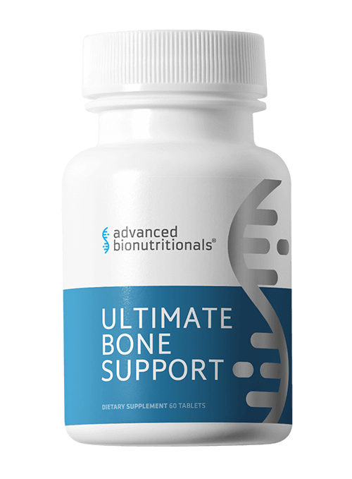Advanced Bionutritionals Ultimate Bone Support Supplement