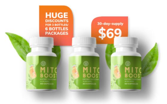 MitoBoost Supplement Reviews