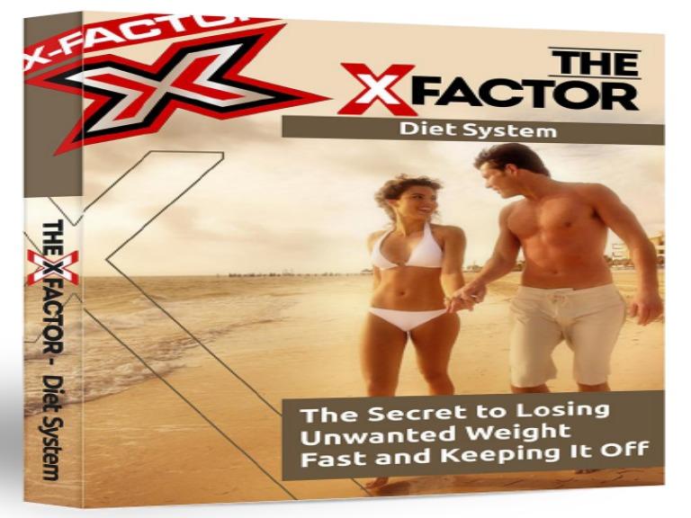 X-Factor Diet Reviews