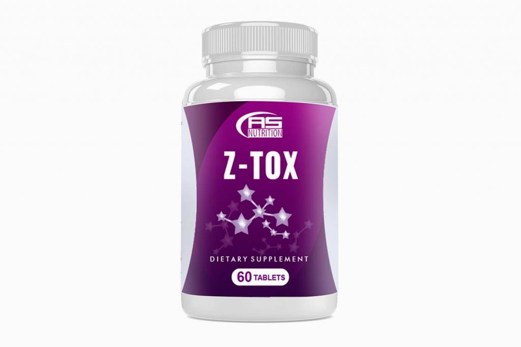 Z-tox supplements