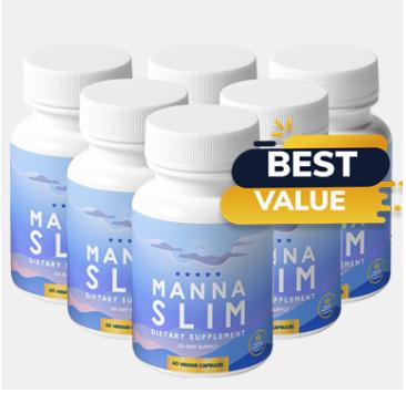 MannaSlim Supplement Reviews