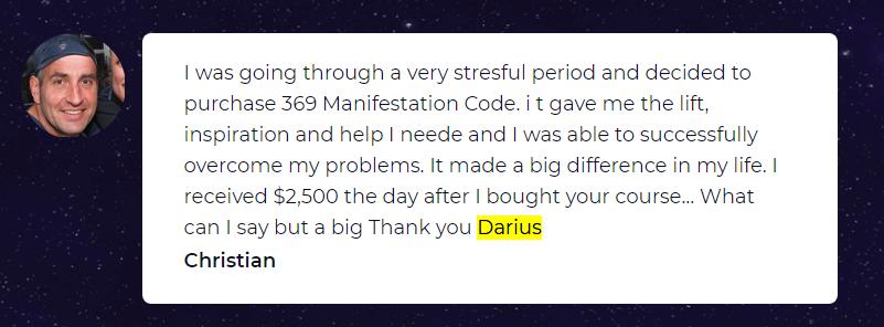 369 Manifestation Code Masterclass