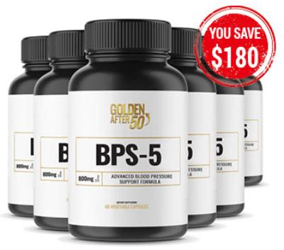 BPS-5 Golden After 50