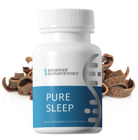 Advanced Bionutritionals Pure Sleep Ingredients List