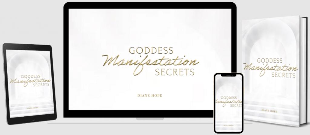 Goddness Manifestation Secrets Diane Hope