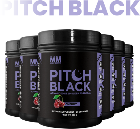 Muscle Monster Pitch Black Reviews