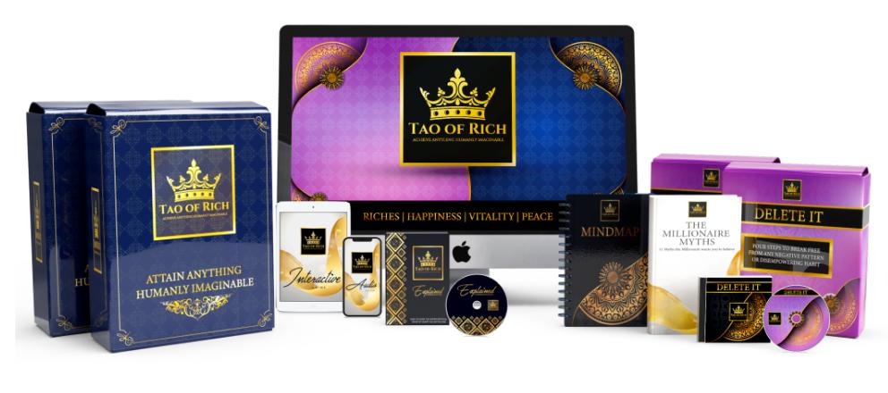 The Tao Of Rich Program