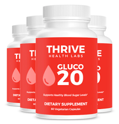 Gluco 20 Supplement Review