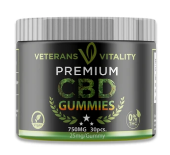 Veterans Vitality CBD Gummies Reviews