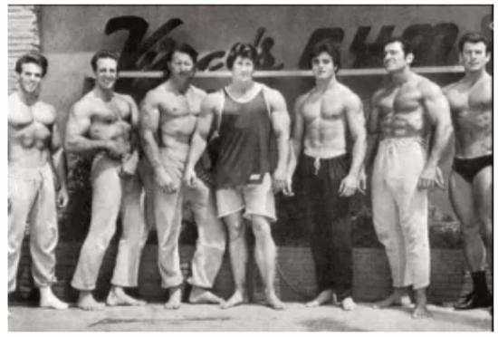 Vince's Gym Program
