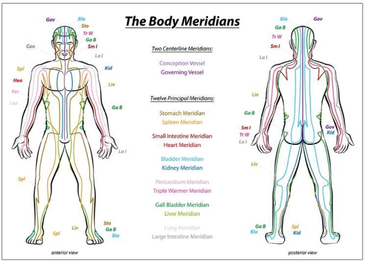 Meridian Pain Protocol eBook