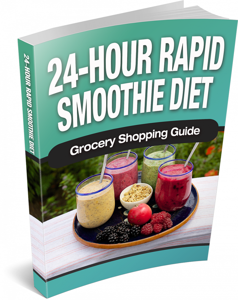 24-Hour Rapid Smoothie Diet Reviews